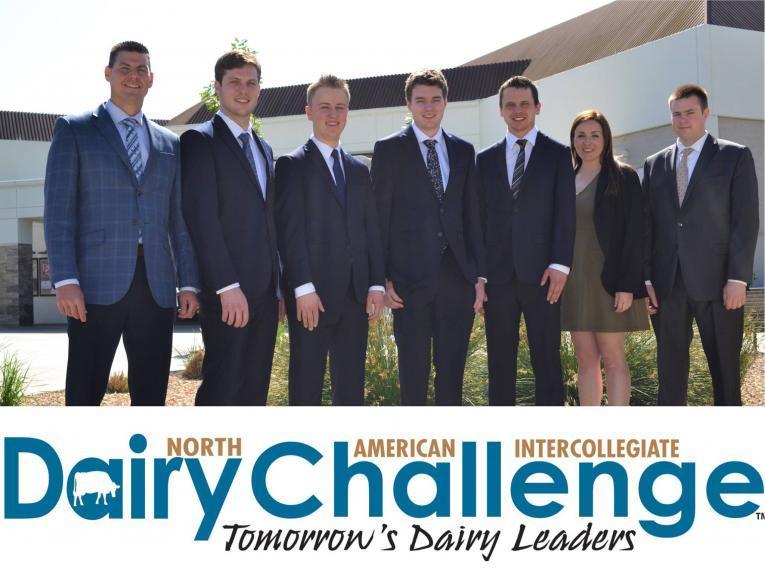 Dairy Challenge Team 2018