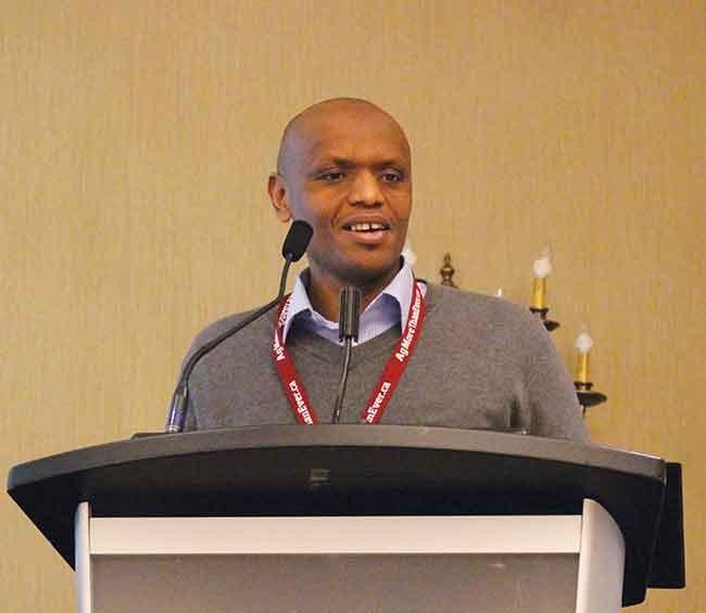 Dr. Elijah Kiarie