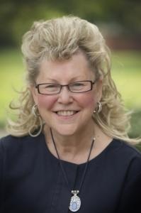 Wendy McGrattan, Graduate Secretary